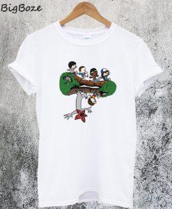Stranger Things Eleven Monster T-Shirt