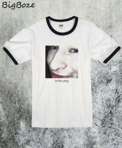 Wrong Png Ringer T-Shirt