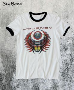 Journey Ringer T-Shirt