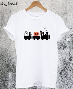 Train Halloween T-Shirt