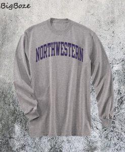 Northwestern University Long Sleeve T-Shirt