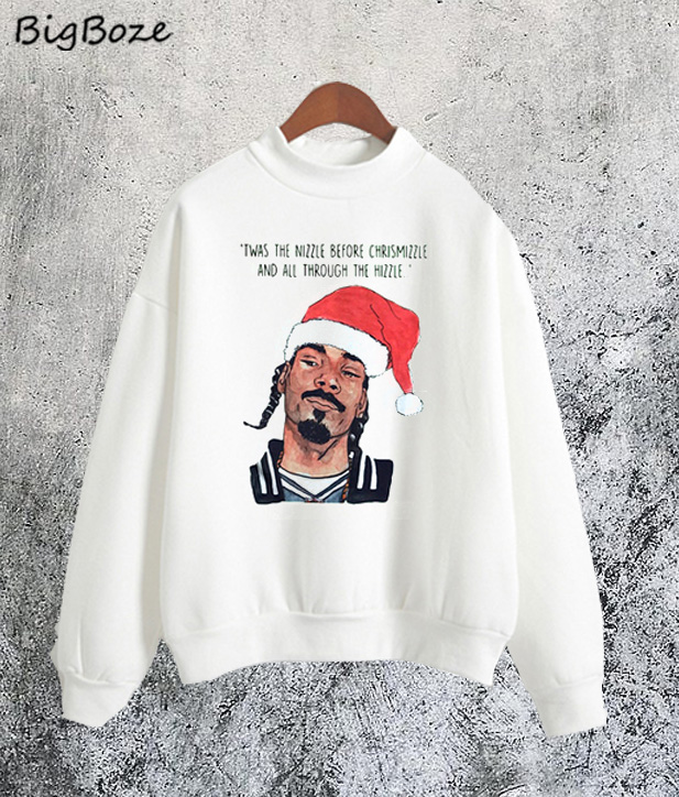 Snoop Dogg Christmas.Snoop Dogg Christmas Sweatshirt
