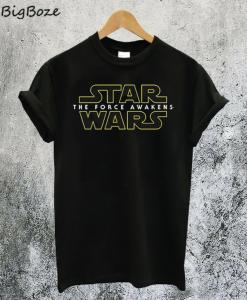 Star Wars The Force Awakens T-Shirt