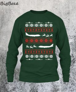 Ultimate 747 Christmas Sweatshirt