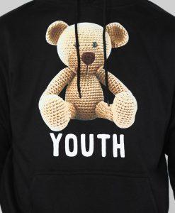 Teddy Bear Youth Hoodie