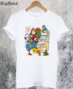 This Game Sucks Mario Bross T-Shirt