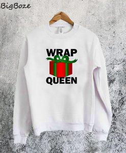 Wrap Queen Christmas Sweatshirt