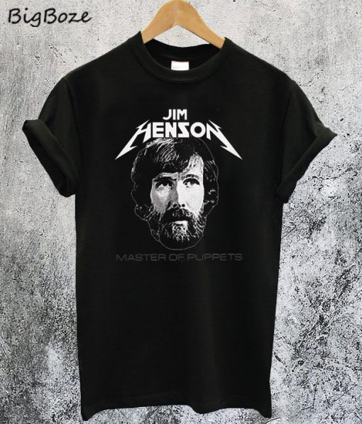 Jim Henson Master of Puppets T-Shirt