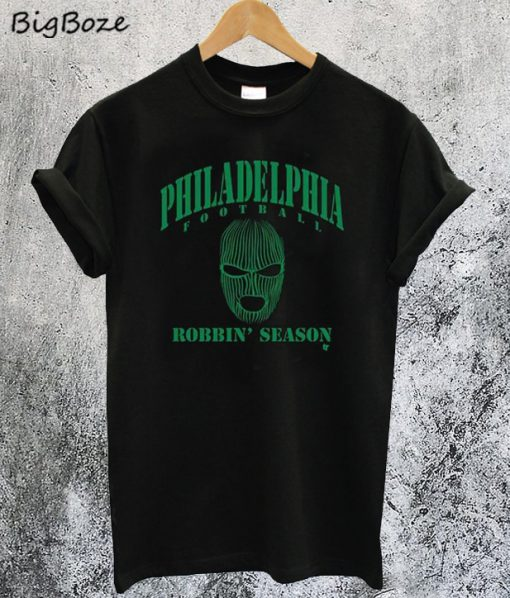 Philadelphia Football Double Doink T-Shirt
