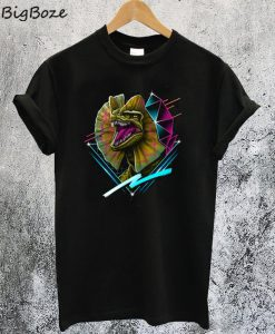 Rad Dilophosaurus T-Shirt