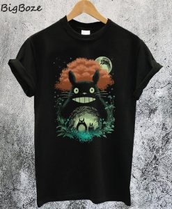 The Neighbors Totoro T-shirt