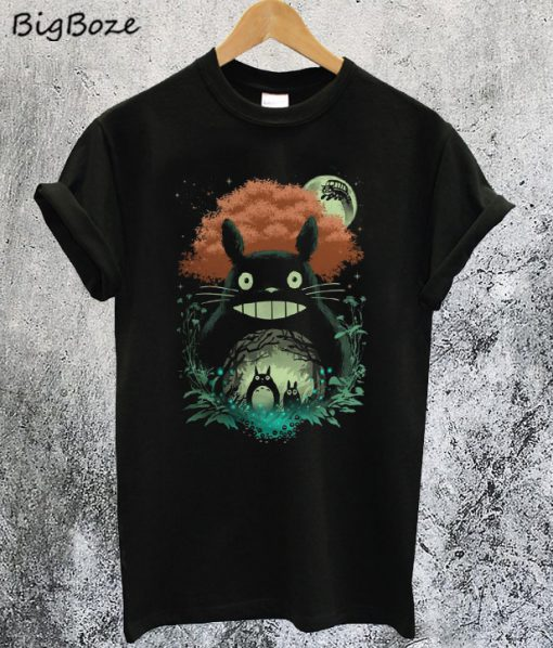 The Neighbors Totoro T-shirt