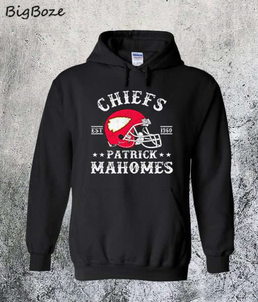 Uncle Jam Mahomes-QB Jersey Hoodie