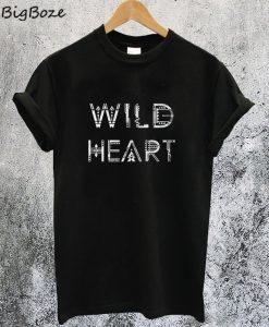 Wild Heart Tribal T-Shirt