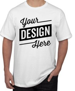 Your Custom Design T-Shirt