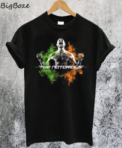 The Notorious Connor Mcgregor T-Shirt