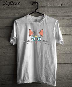 Luna Artemis Sailor Moon T-Shirt