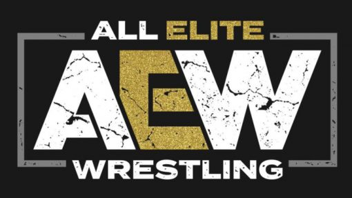 AEW Logo - All Elite Wrestling T-Shirt