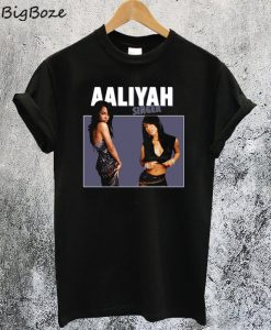 Aaliyah R&B T-Shirt