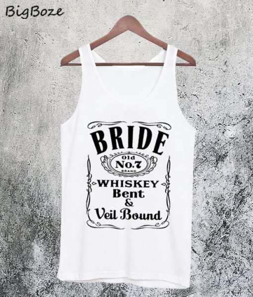 Bride Bachelorette Party Tanktop