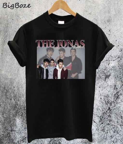 The Jonas Brothers T-Shirt