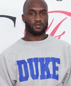 Virgil Abloh Duke Sweatshirt