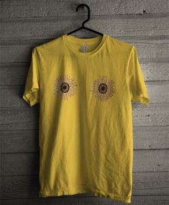 Sunflower Boobs T-Shirt