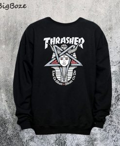 Thrasher Magazine Goddess Sweatshirt