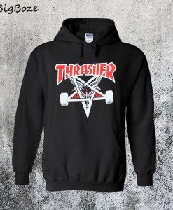 Thrasher Two Tone Skategoat Hoodie