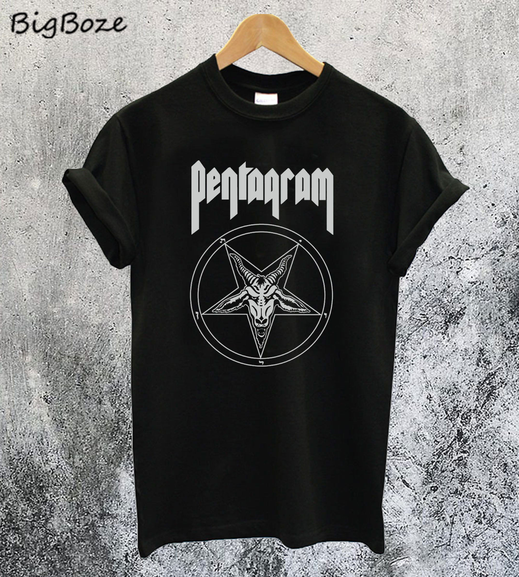 Pentagram Relentless T-Shirt