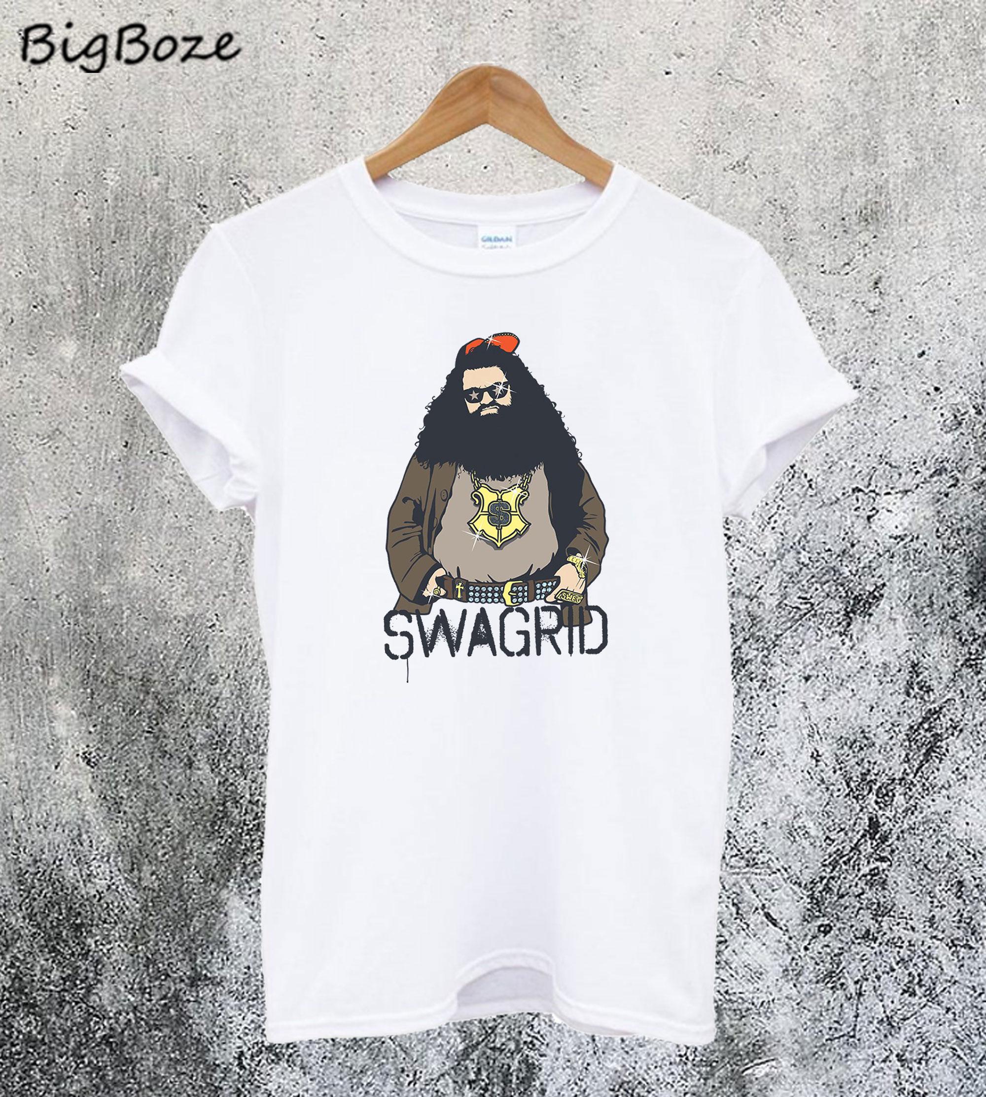 Swagrid Harry Potter T-Shirt