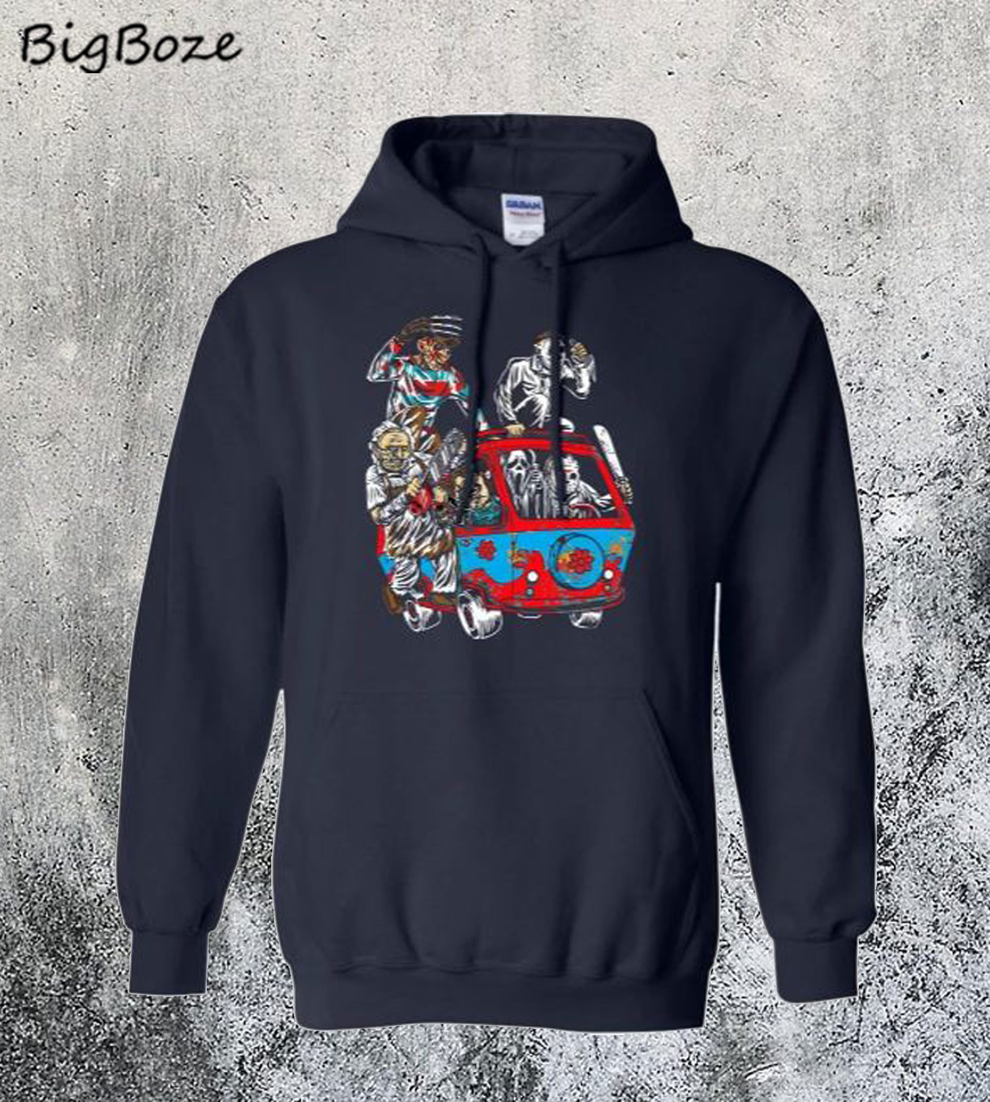 The Massacre Machine Horr Hoodie