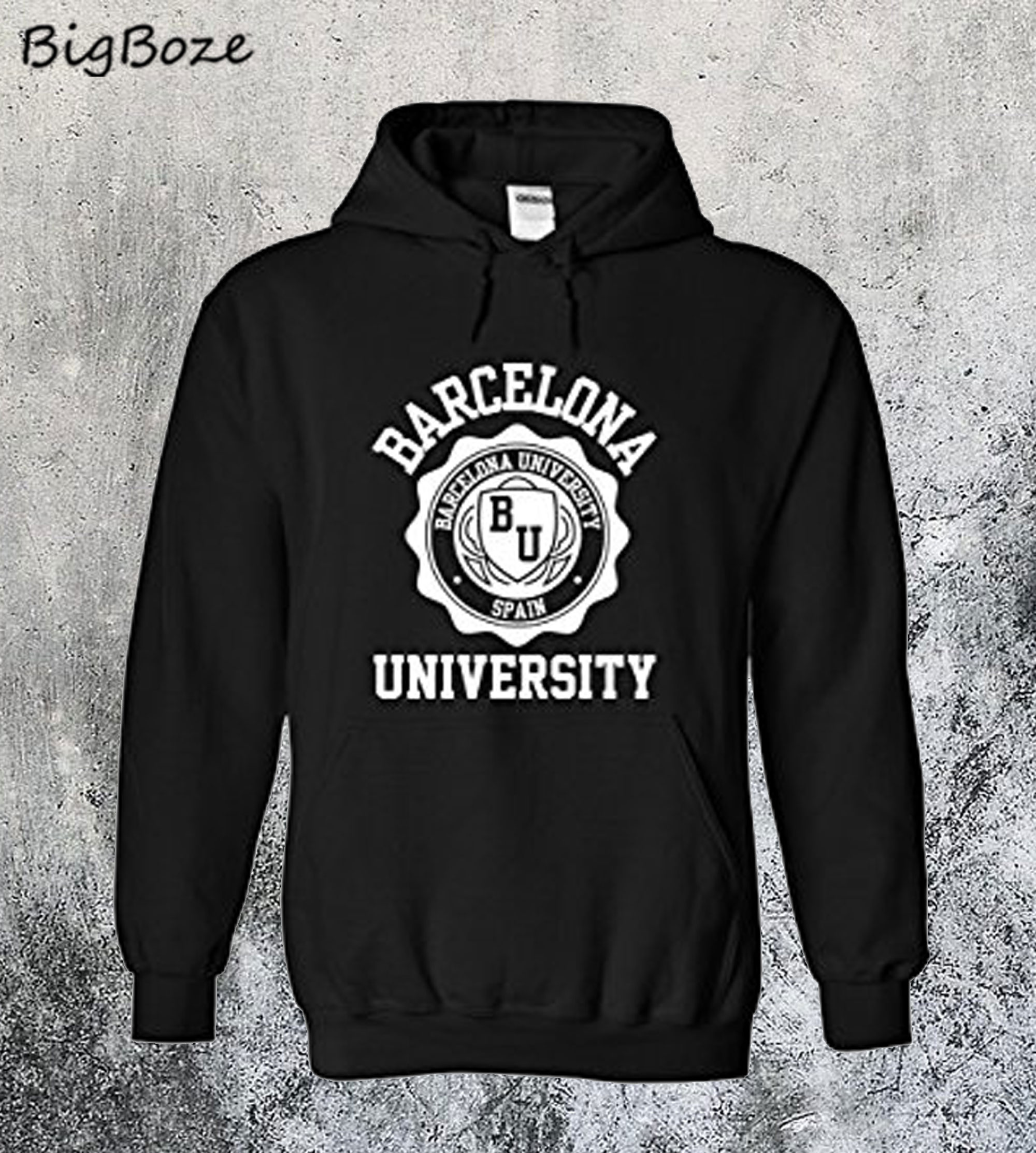 Barcelona University College Hoodie