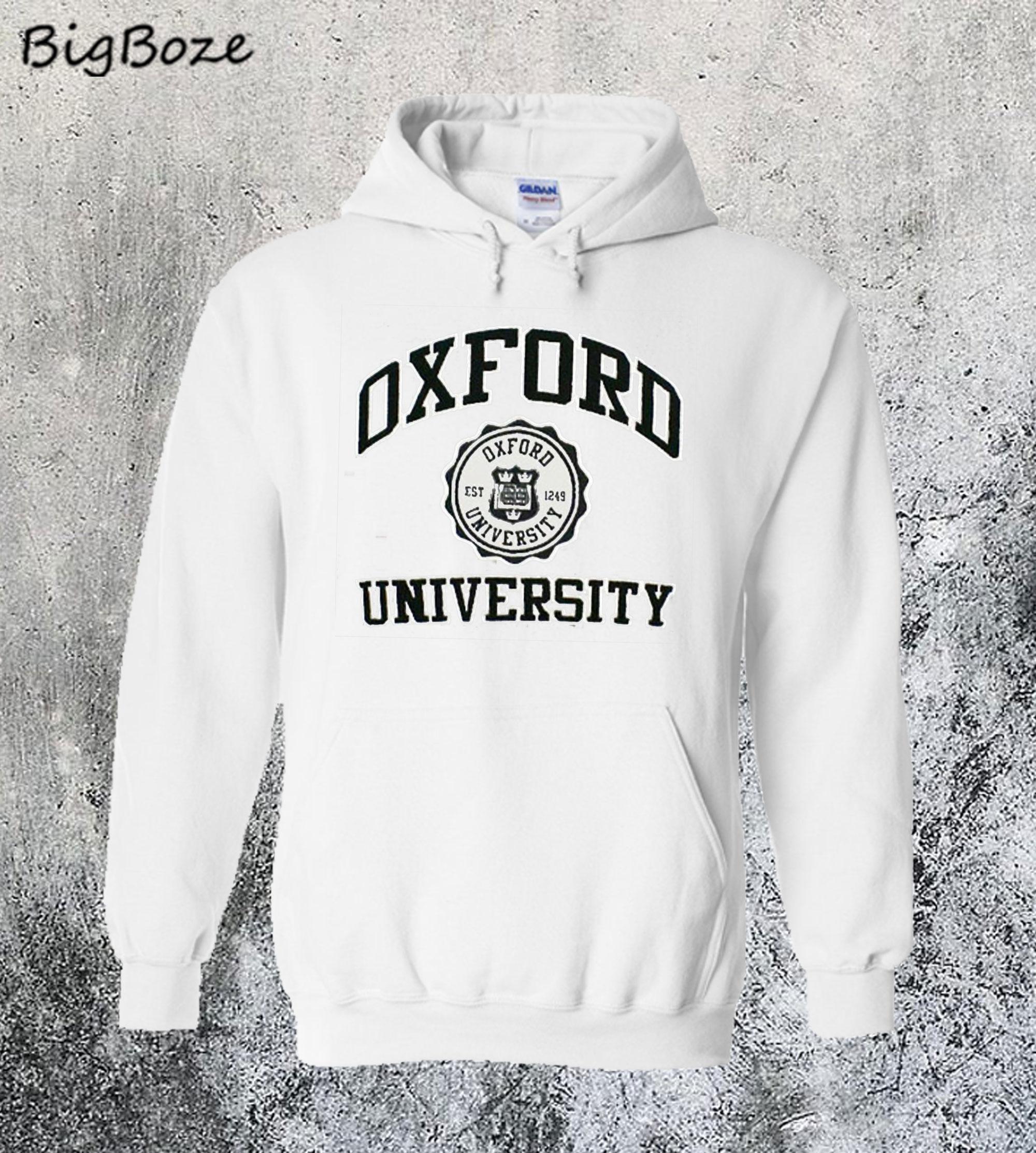 University of Oxford Hoodie