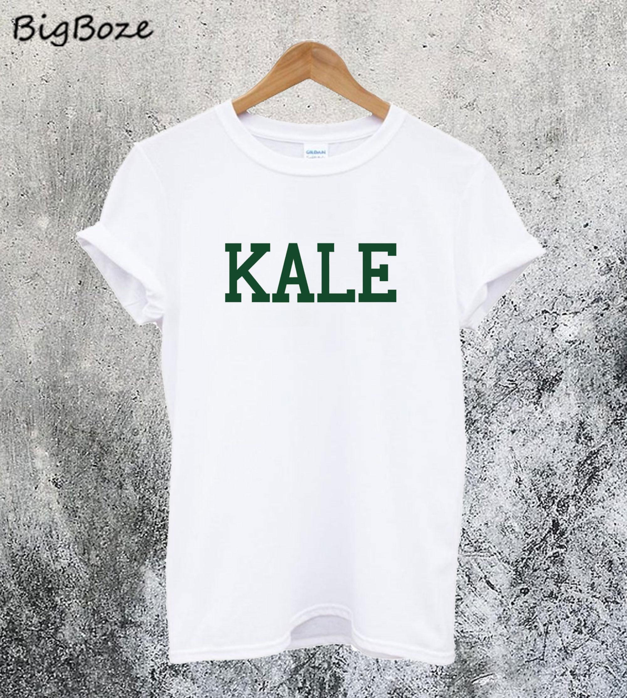 Kale Green T-Shirt