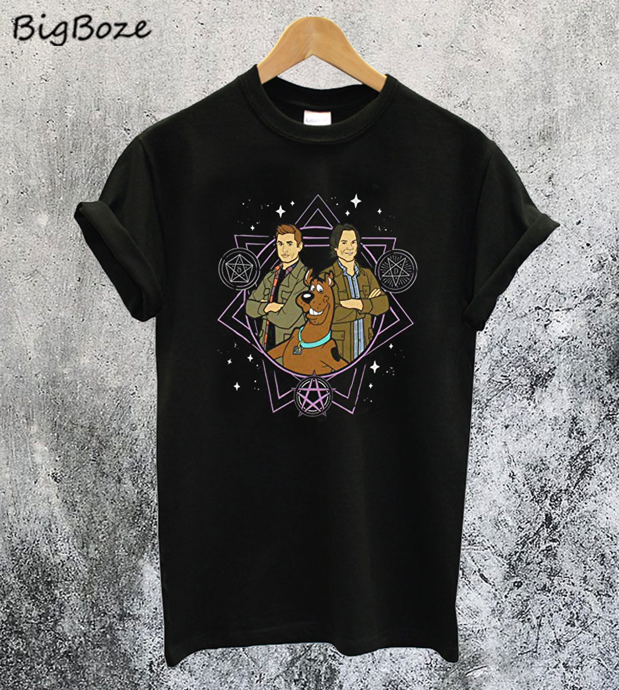 Supernatural Scooby Doo T-Shirt