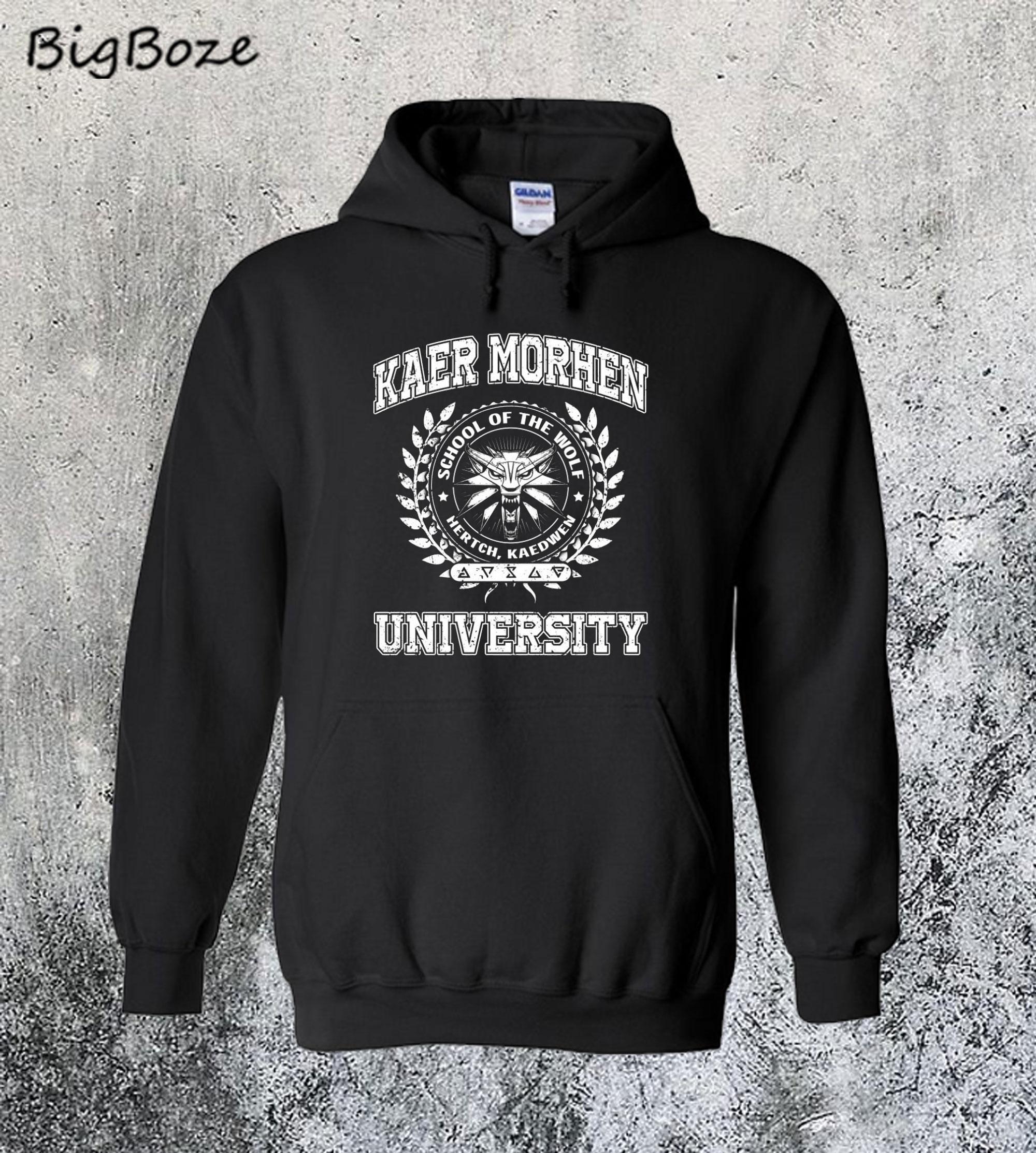 Kaer Morhen University Hoodie