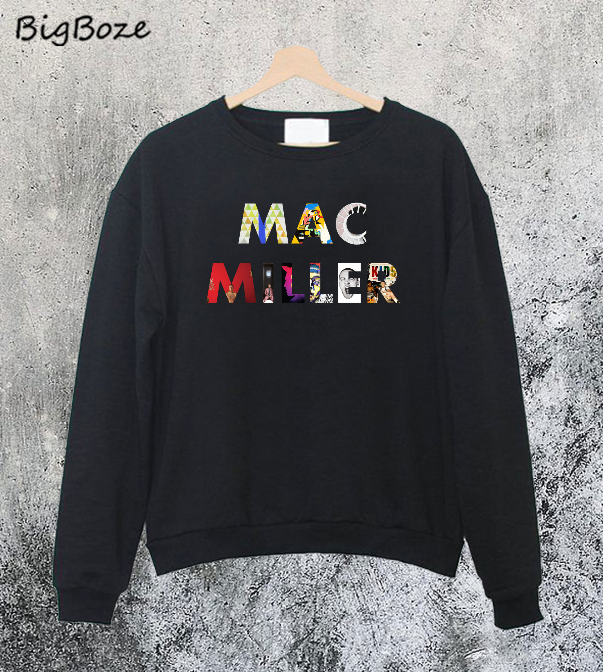 Mac Miller The Album Sweatshirt