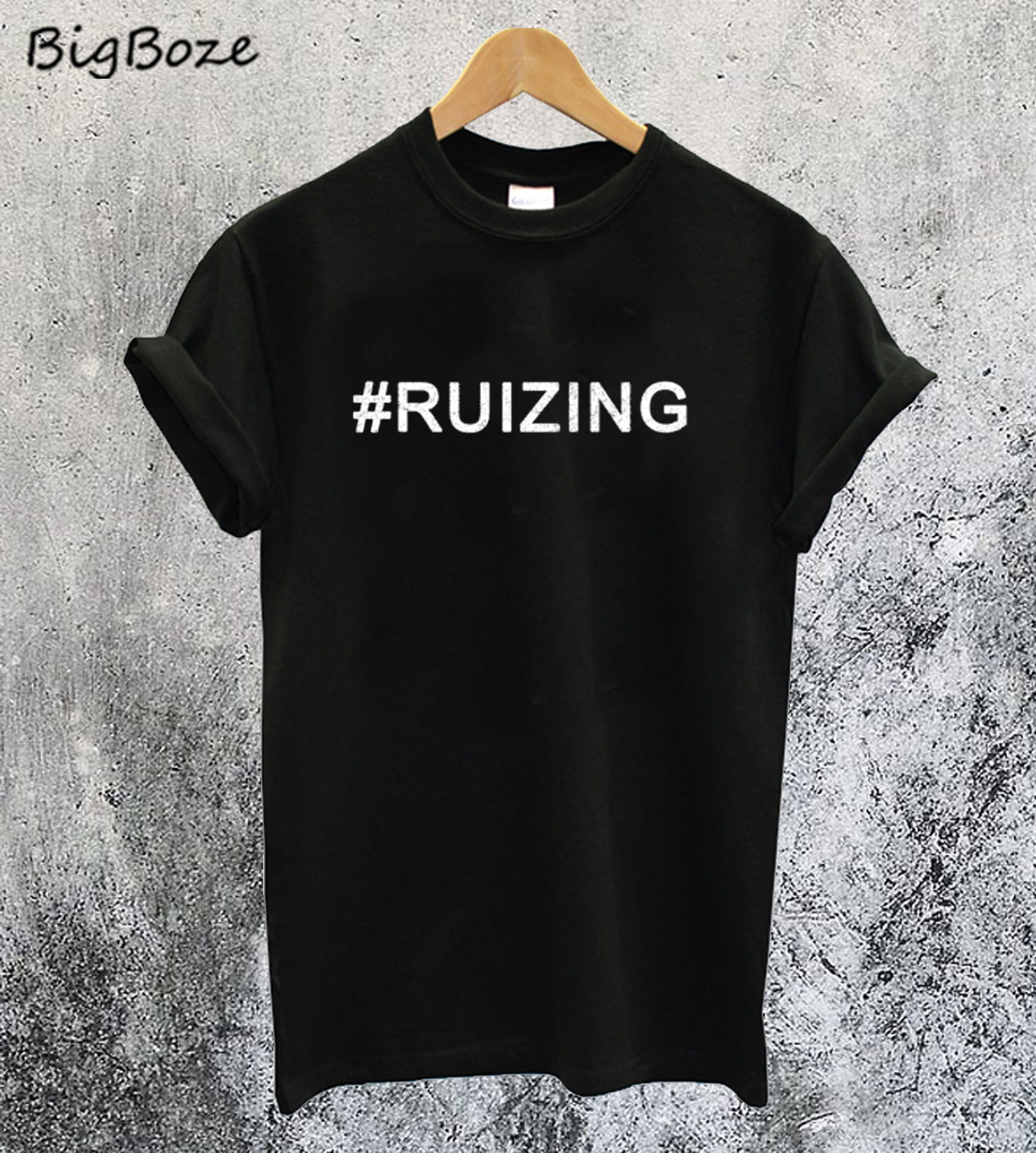 Hastag Ruizing T-Shirt